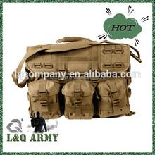 Hots military Laptop shoulder Bag Computer Bag