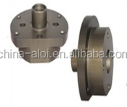 cnc milling service for part made from stainless steel or aluminium