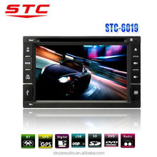 12v car radio gps opel zafira with bluetooth and subwoofer STC-6019