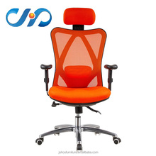 M18 2015 New Arrival Ergonomic Swivel Office chair with PU armpad