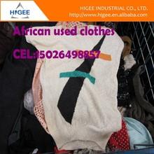 china 100% cotton used clothing