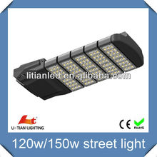 high quality led 120w/150w public road lamps/light with bridgelux 3years warranty