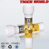 HOT SELL AFRICA TIGER WORLD PLASTIC FLASHLIGHT TORCHES FTJ99E2