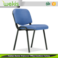 New Design High-Density Foam Executive Office Chair Without Armrest