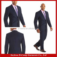 MBS-108 Factory direct no MOQ navy business office uniform design