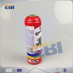 Mini small aerosol can for food
