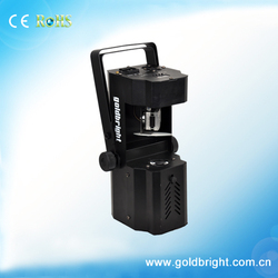 2014 new inventions in china RGBW 20W scanner light dmx club dj roller scanner go through gobo wheel