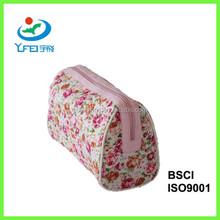 YF-HB013 Best Seller Trendy Printed Woman Satin Hand Bag