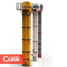 th elevador de cangilones para el polvo