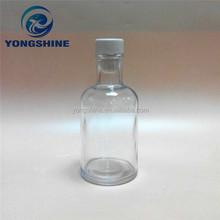 150ml air freshener fragrance glass bottle with rubber stopper