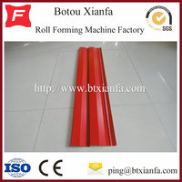 High Rib Color Steel Roofing Panel Roll Forming Machine