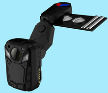 Professional mini size law enforcement police camera recorder