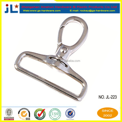 purse hanger bag hook handbag holder,best sale,lowest price,stainless steel fixed eye snap hook,JL-223