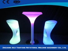 night club led light up chair with high quality