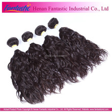 2015 most popular large stock indian remy hair weave 100g for one pack
