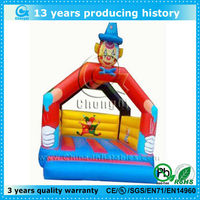 commercial kids inflatable body bouncers/inflatable jumping bouncer