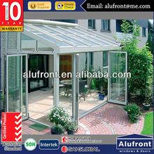 High Quality Portable Aluminium Sun Room