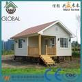2015 fabricación de china prefab house villa
