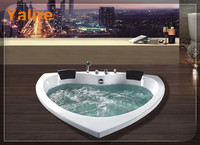 romantic heart shaped massage bathtub looking for distributor