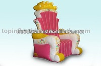 inflatable sofa pink, pvc pink inflatable sofa