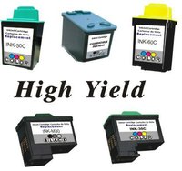 Compatible Inkjet Print Cartridges for Samsung - High Yield, Brand New. Compatible with Samsung ink jet Printers