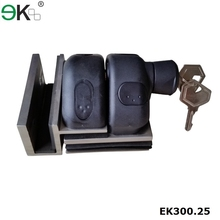 90 degree stainless steel magna gate spring loaded door latch