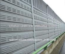 La barrera del sonido de la pared/barrera contra el ruido de la pared/insonorizadas cerca de la pantalla