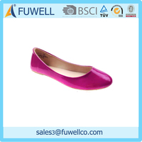 WOMEN SLIP ON LEATHER FLATS