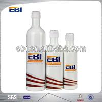 Aluminum bottle for non alcoholic wine