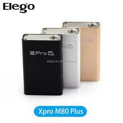 Elego Factory supply for Genuine SMOK Xpro M80 Plus MOD with three colors in stock