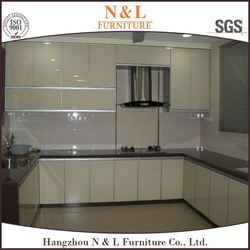 wonderful stainless steel kitchen cabinet in personal house
