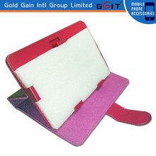 Litchi Grain Tablet Cover for tablet pc,7'' universal tablet cases with good price