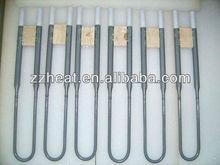 venta caliente eléctrica 1900c mosi2 elemento de calefacción