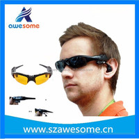 bluetooth glasses with handsfree calling,listen play functions