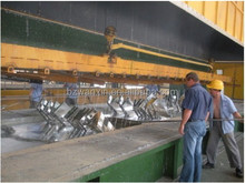 hot dipped galvanizing plant