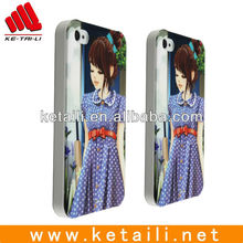 OEM/ODM phone cover manufacturer.IMD hard cover for iphone 4/5/6