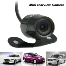 170 Degree night vision IP67 rear view camera installation