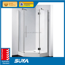 shower cabins type and sliding open style shower rooms