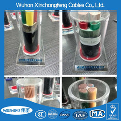 Weisheng top quality china power cable