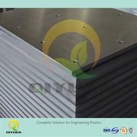 Colored uhmwpe sheet/ marine fender face pad/ hard plastic pad/ plate/ board