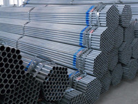 Galvanized steel pipe on sale