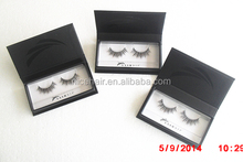 super quality natural style mink fasle strip eyelash and Beautiful Many kinds of the custom packing lifelike style