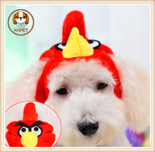 2015 Real Top Fashion 100% Cotton Animal Shapeshift Cap Pet Hat for Cat Hat,dog Bird Winter Hats for Dogs Supplies