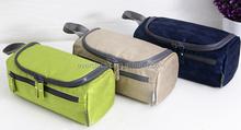 useful designer foldable personalized bulk travel toilet bag wash bag