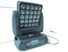 5*5 LED Panel Blinder Light / 25pcs*10w LED Moving Head Beam