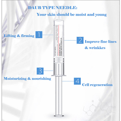 Best Hyaluronic Acid Face Lift Serum Collagen Tripeptide Extract