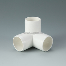 Pipe Joints PVC 3 Way Elbow SCH40 elbow pipe