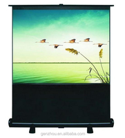 Rapid Assembly Projection Screen/Fast Folding Stand Projector Screen/Portable Projection Screens