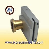 Pudong Aluminium alloy 6061_T6 airtight tube assemble Parts