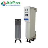 Function portable air dryer Heatless Desiccant Compressed Adsorption Air Dryers